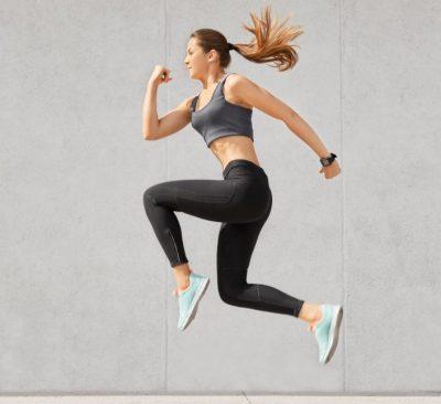 trillende spieren sporten